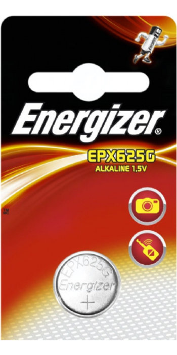 Baterie Energizer LR9, EPX625G, 625A, 625U, KA625, PX625, PX625A, V625U, 1,5V, blistr 1 ks