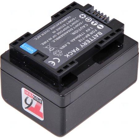 Baterie T6 power BP-718, BP-709
