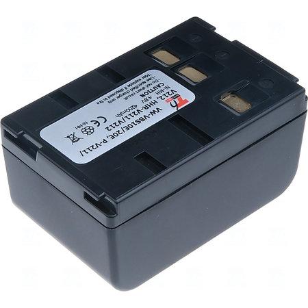 Baterie T6 power HHR-V20, HHR-V211, HHR-V212, P-V212, P-V211, HHR-V211T/1H, HHR-V212T1B, HHR-V40, P-V211T, P-V212T1B, VSB0200, VP157, BP0200