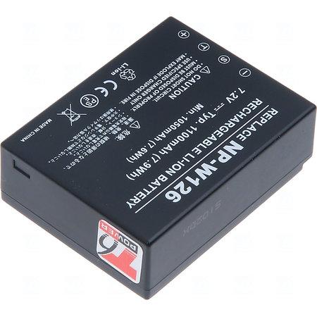 Baterie T6 power NP-W126
