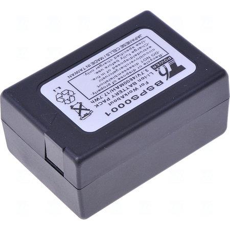 Baterie T6 power WA3010, 1050192-002, WA3026