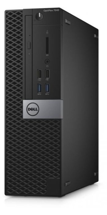 Počítač Dell OptiPlex 7040 SFF Intel Core i7 6700 3,4 GHz / 8 GB RAM / 240 GB SSD / Windows 10 Professional / kategorie B