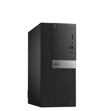 Počítač Dell OptiPlex 7050 Tower Intel Core i5 7400 / 8 GB RAM / 240 GB SSD / Windows 10