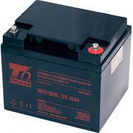 Akumulátor T6 Power HR12160W, 12V, 45Ah