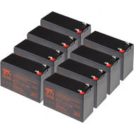 APC KIT RBC12, RBC26, RBC27 - baterie T6 Power