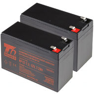 APC KIT RBC48, RBC109, RBC123, RBC22, RBC32, RBC33, RBC5, RBC9 - baterie T6 Power