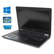 Dell Latitude E7270 Intel Core i5 6th gen 2,4 / 8 GB RAM / 128GB SSD / webkamera / 4G LTE modem / BT / podsvícená klávesnice / Win 10Pro