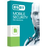 Eset Mobile Security pro Android pro 1 zařízení na 3 roky - kompletní mobilní ochrana pro zařízení s Androidem