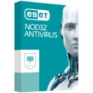 Eset NOD32 pro 1 stanici na 1 rok - pouze antivir