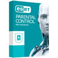 Eset Parental Control pro Android pro 1 zařízení na 1 rok - ochrana dětí na internetu