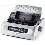Jehličková tiskárna OKI MicroLine 5520 eco, LAN, LPT, USB