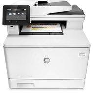 Multifunkční barevná laserová tiskárna HP LaserJet Pro MFP 477fnw s wifi a síťovou kartou