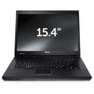 Notebook Dell Latitude E5500 Intel Core2Duo 2 GHz / 2 GB RAM / 160 GB HDD / DVD-RW / Windows Vista Business / B