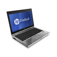 Notebook HP EliteBook 2560p s procesorem Intel Core i5 / 4 GB RAM / 160 GB HDD / DVD-RW / Windows 7 Professional / kategorie B