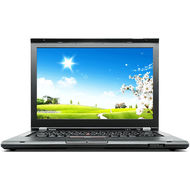 Notebook Lenovo ThinkPad T430S Intel Core i5 2,6 GHz / 4 GB RAM / 320 GB HDD / webkamera / Windows 7 Professional / bez baterie / kategorie B