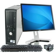 Výhodná PC sestava Dell OptiPlex 380 SFF Core2Duo 2,93GHz / 2 GB RAM / 160 GB HDD / DVD / Windows 7 Professional