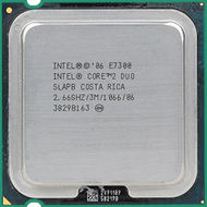 Procesor do PC - Intel Core2Duo E7300 - 2,66 GHz, LGA775