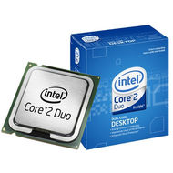 Procesor do PC - Intel Core2Duo E8400 - 3,0 GHz, LGA775