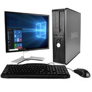 Výhodná PC sestava Dell OptiPlex 780 Desktop Intel Core2Duo 2,93 GHz / 4 GB RAM / 250 GB HDD / DVD-RW / Windows 7 Professional