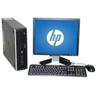 Výhodná PC sestava HP Compaq 8000 Elite Intel Core2Duo 2,93 / 4 GB RAM / 250 GB HDD / DVD / Windows 10 Professional + klávesnice a myš