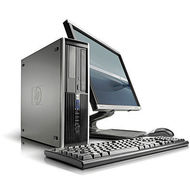 "Výhodná PC sestava HP Elite 8200 SFF Intel Pentium G 2,7 GHz / 4 GB RAM / 250 GB HDD / DVD / Windows 10 Prof. + 19"" monitor"