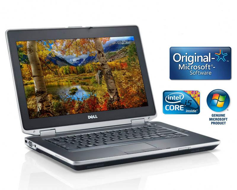 Dell Latitude E6430 s českou klávesnicí - repasované